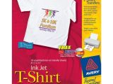 Avery T Shirt Template Accessories and Clothing Averyshirt Transfers Inkjet