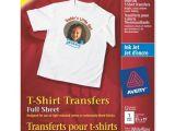 Avery T Shirt Template Avery Iron On Transfer Madill the Office Company