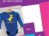 Avery T Shirt Template Fabric Transfers Htt02 Avery