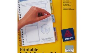 Avery Template 16281 Printer