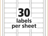 Avery Template 5160 Labels Free Avery Template 5160 Divorce Document