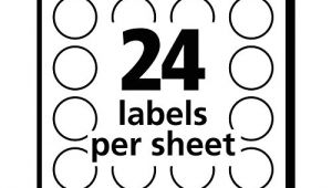 Avery Template 5472 Avery Removable Print or Write Color Coding Labels Round