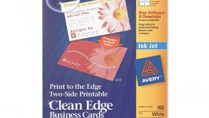 Avery Template 8869 Printer