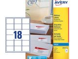 Avery Templates and software Address Labels J8161 25 Avery