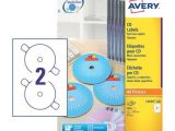 Avery Templates and software Cd Labels L7676 100 Avery