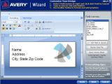 Avery Templates and software How to Mail Merge Using Avery Wizard software for