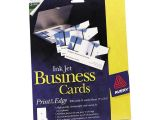 Avery Templates Business Cards 8 Per Sheet Avery Business Card Ld Products