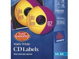 Avery Templates Cd Labels Printer