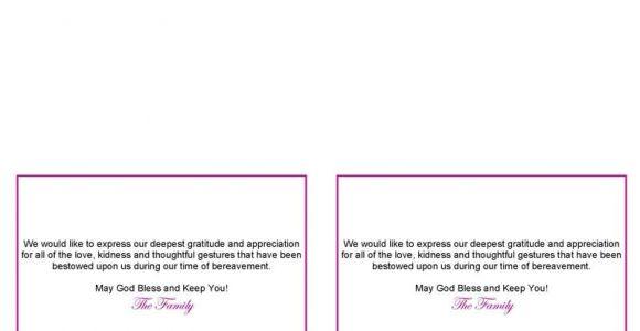 Avery Thank You Card Template Piratebayzing Blog