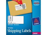 Avery White Shipping Labels 5163 Template Avery 5163 Easy Peel White Shipping Labels Permanent