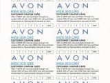 Avon Flyer Template Avon Flyers Charts Avon Beauty