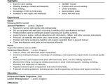 Aws Basic Resume Well Written Resume Examples Eye Grabbing Pharmacist