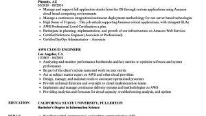 Aws Cloud Engineer Resume Aws Cloud Engineer Resume Samples Velvet Jobs