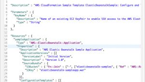 Aws Cloud formation Template Working with Aws Cloudformation In Eclipse Aws Developer
