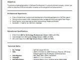 B.tech Professional Resume B Tech Resume format Page 1 Career Cv Resume Sample