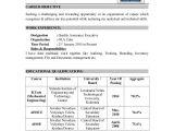 B.tech Professional Resume Ravi Resume B Tech Mech