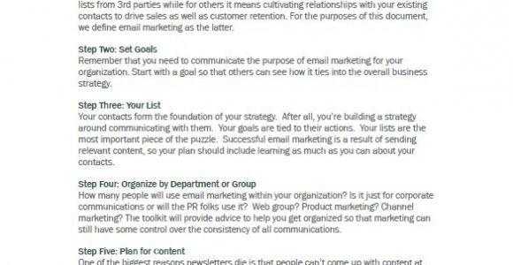 B2b Business Proposal Template 10 B2b Marketing Plan Templates Doc Pdf Free