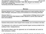 B2b Contract Template Free Contract Templates Word Pdf Agreements