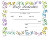 Baby Blessing Certificate Template Baby Dedication Certificate Template 21 Free Word Pdf