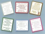 Baby First Christmas Card Messages 6 top Value Baby S First Christmas Greeting Card Craft Gift