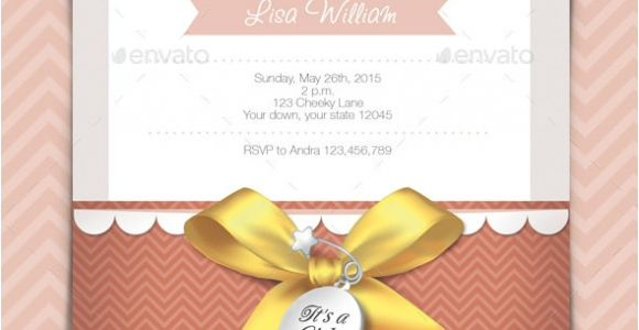 Baby Shower Invite Template for Email 8 attractive Email Invitation Templates Psd Ai Eps