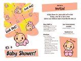 Baby Shower Invite Template for Email Baby Shower E Mail Invitation Dolanpedia Invitations Ideas