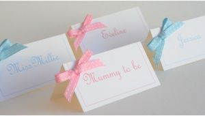 Baby Shower Place Cards Template 10 Baby Shower Place Cards Template Zouiw Templatesz234