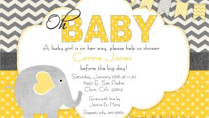 Babyshower Invitation Templates Baby Shower Invitation Free Baby Shower Invitation