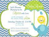 Babyshower Invitation Templates Baby Shower Invitations for Boy Girls Baby Shower
