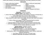 Babysitting Bio Resume Sample Best Babysitter Resume Example Livecareer