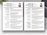 Back Office Resume format Word 2019 Best Selling Ms Office Word Resume Cv Bundle the
