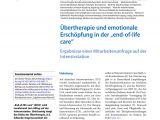Background Check Using Pan Card Pdf A Bertherapie Und Emotionale Erschopfung In Der End Of