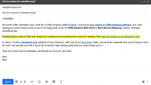 Backlink Request Email Template 16 B2b Cold Email Templates that Sales Experts Swear by