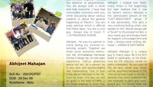 Bal Akanksha for Marriage Card In Hindi Customised Testimonial by Monami issuu