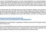 Band Email List Template How to Plan Your Own tour Using the Interent and Your Fans