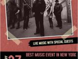 Band Flyer Templates Photoshop Customize these Concert and Band Flyer Templates for Your