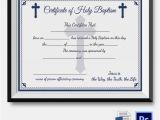 Baptism Sponsor Certificate Template Baptism Certificate 11 Free Word Pdf Documents