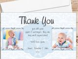Baptism Thank You Card Wording Incredible Baptism Thank You Cards New Design Make It
