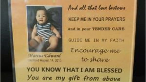 Baptism Thank You Card Wording Thank You Message for Godparents with Images God Parents