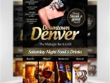 Bar Flyer Templates Free 60 Free Psd Poster and Flyer Templates Updated
