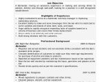Bartender Resume Templates Bartender Resume Template 6 Free Word Pdf Document
