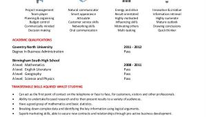Basic Generic Resume Generic Resume Template 28 Free Word Pdf Documents