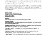 Basic Job Skills for Resume 22 Best Images About Basic Resume On Pinterest High