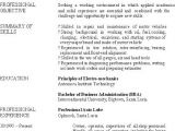 Basic Mechanic Resume Basic Resume This One is for An Auto Mechanic and Small