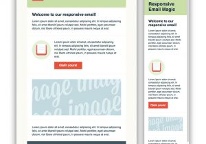 Basic Responsive Email Template 5 Responsive Newsletter Templates Mdirector Com