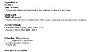 Basic Resume format Doc 70 Resume formats Pdf Doc Free Premium Templates