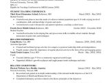 Basic Resume History 15 Basic Education Resume Templates Pdf Doc Free