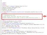 Basic Resume HTML Code Sergey Brin Masks Career Objective Using HTML Code In His