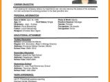 Basic Resume In Philippines 5 Cv Sample Philippines theorynpractice