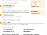 Basic Resume In Philippines Resume Templates You Can Download Via Jobsdb Philippines